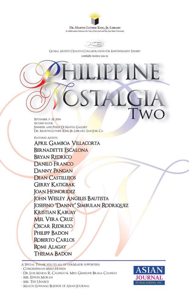 Philippine Nostalgia