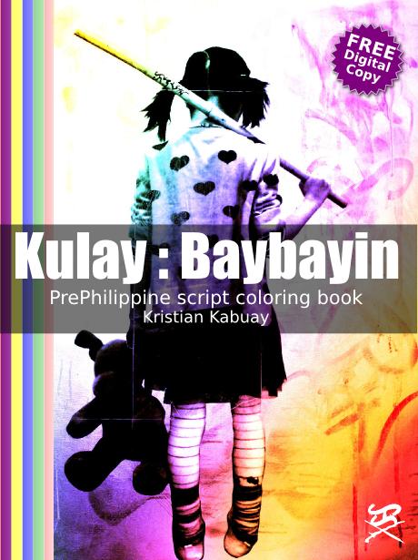 Kulay Baybayin coloring book