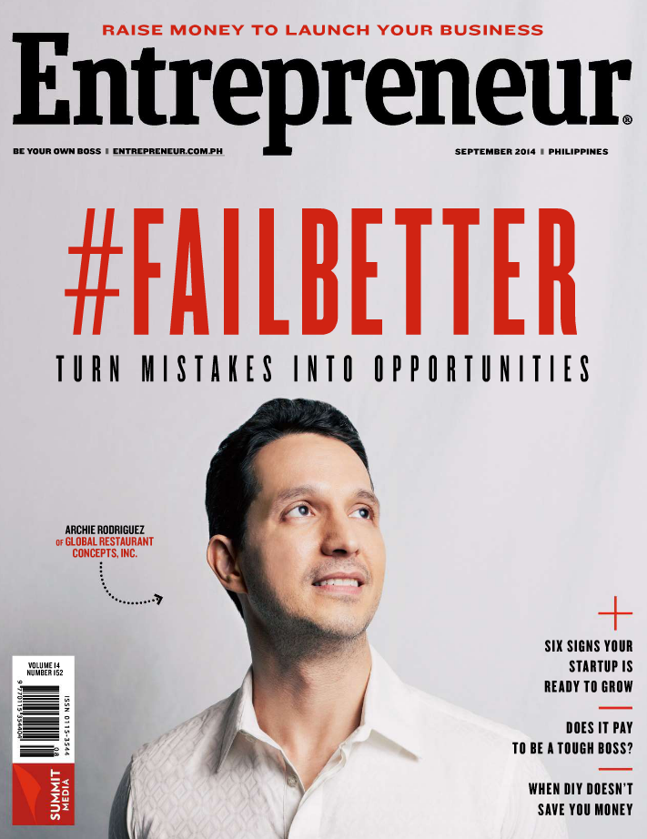 Featured on entrepreneur magazine radio with ken mcelroy
